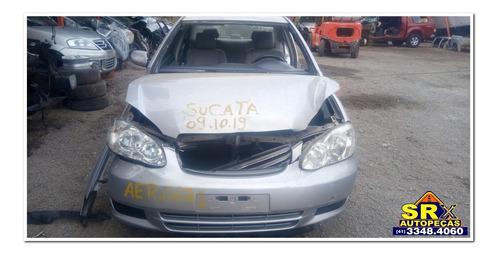 Sucata Toyota Corolla Xei 1.8 Flex Aut