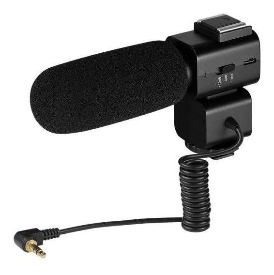 Microfone Externo De Entrevista Ordro Estéreo Cm-520 3.5mm