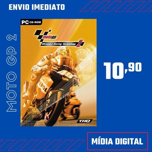 Motogp 2 Para Pc - Mídia Digital