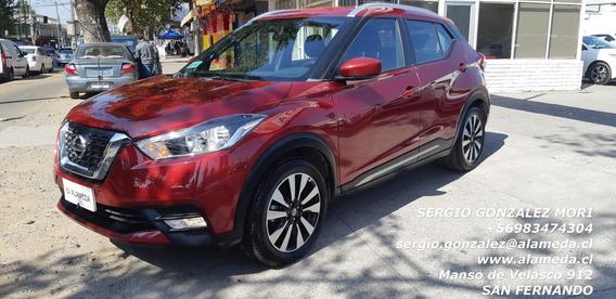 Nissan Kicks Advance Automatico 2018