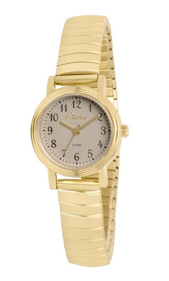 Relógio Condor Feminino Co2035kub/4m Dourado Mini Analogico