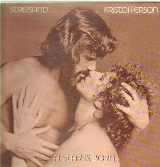 Cd Barbra Streisand Kris Kristofferson - A Star Is Born