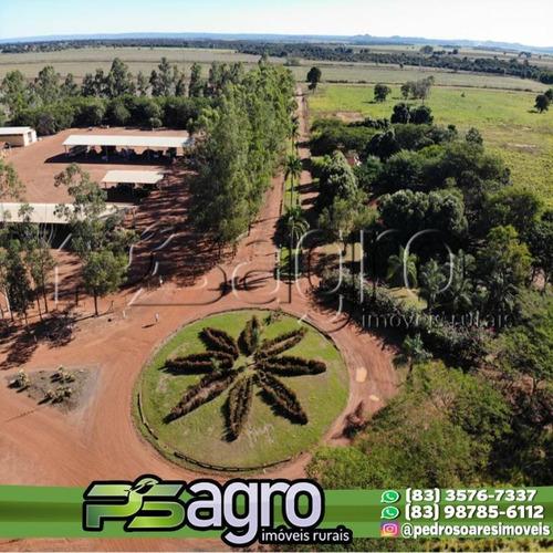 Imagem 1 de 8 de Fazenda À Venda, 12707 Ha Por R$ 160.000.000 - Centro - Nova Xavantina/mt - Fa0086