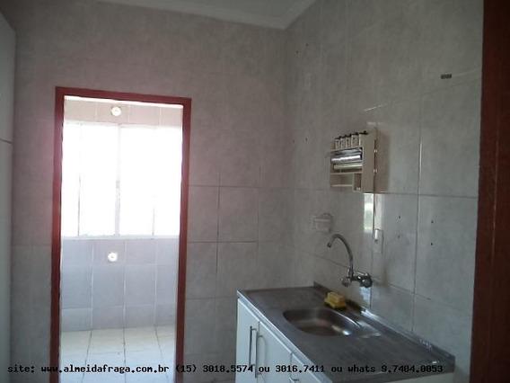 Apartamento Para Locação Em Sorocaba, Jardim Europa, 2 Dormitórios, 1 Banheiro, 1 Vaga - Loc-547_1-830811