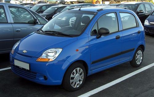 Manual De Taller Chevrolet Spark (2005-2012) Español