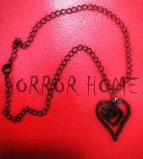 Collar Marilyn Manson Heart