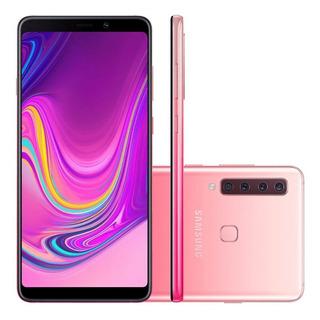 Samsung Galaxy A9 (2018) Dual Sim 128 Gb Rosa 6 Gb Ram Octa