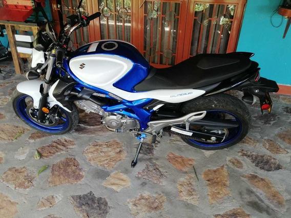 Suziki Gladius Sfv650 Modelo 2012