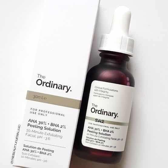 The Ordinary - Aha 30% + Bha 2% Peeling Solution