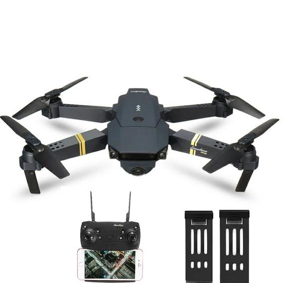 Drone Eachine E58 Com Camera 1 Bateria Extra Na Caixa Barato