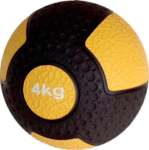 Balón Con Rebote Crossfit Medicinal - 4 Kg - Envío Gratis
