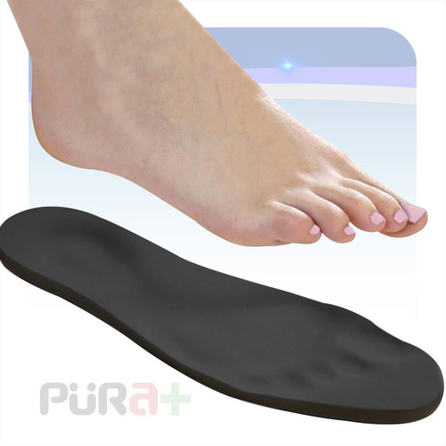 Plantillas Ortopedicas Zapatos Ruprene Pura+ (3 Pares)