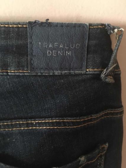 Calça Jeans Zara Skinny 44