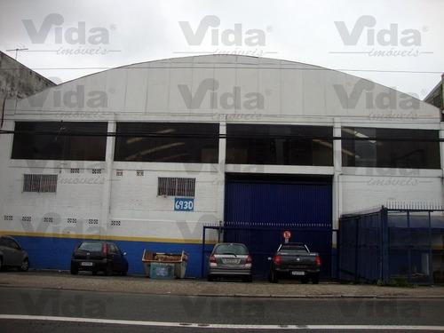 Galpão Em Quitaúna  -  Osasco - 29748