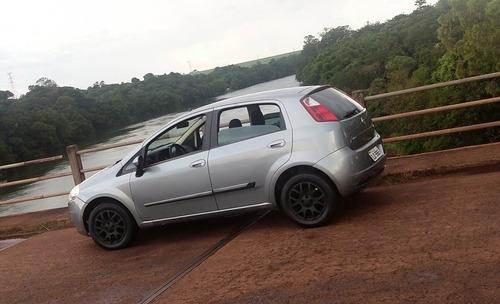 Imagem 1 de 2 de Fiat Punto 2008 1.4 Elx Flex 5p