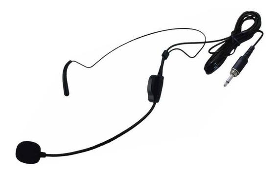 Microfone Cabeça Headset Ksr Reposição Lyco Karsect Ht9 P2
