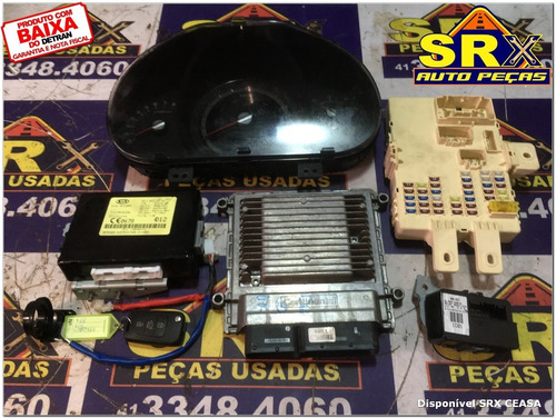 Imagem 1 de 5 de Kit Cod Modulo Kia Sportage 2.0 16v 166cv 2011/2012