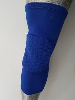 Rodillera Para Basqetbol Voleibol Con Protección (1 Par)