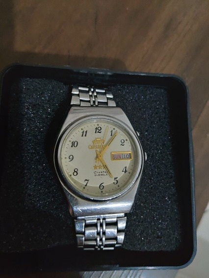 Relógio Orient 469 Wb4 Automático