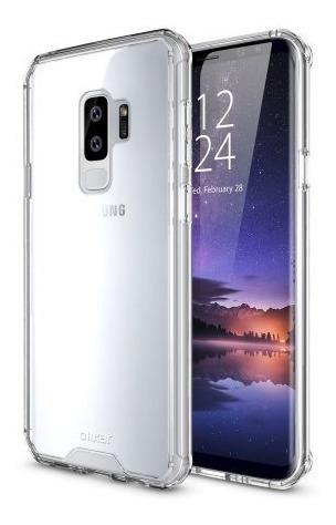 Forro Case Samsung S9 Galaxy Transparente Goma Dura Nuevo