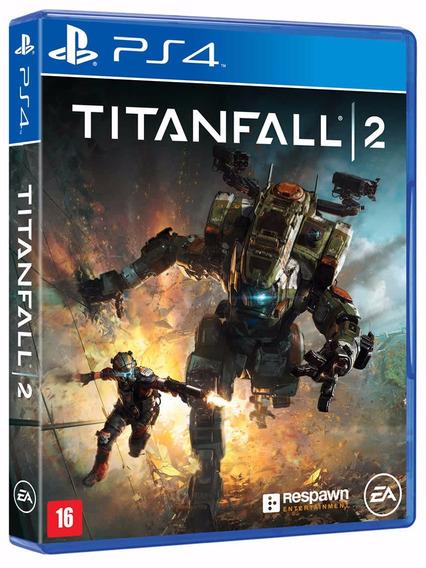 Titanfall 2 Ps4 Lacrado