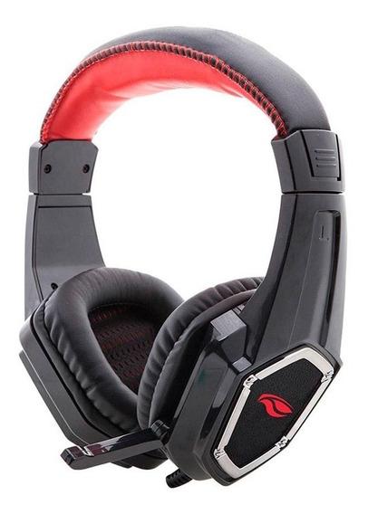Fone Headset Gamer C3 Tech Crow Preto - Ph-g100bk