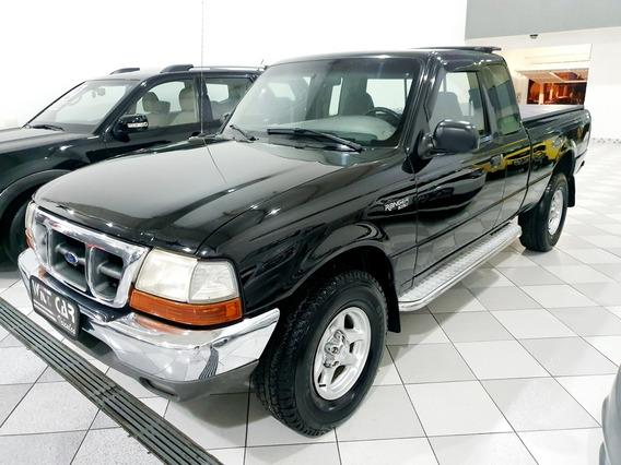 Ford Ranger Xlt 2.5 Turbo Diesel 4x4 Cabine Estendida Diesel
