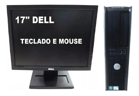 Computador Dell Optiplex 380 Intel 4gb Ddr3 320gb