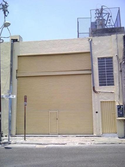 Edificio En Renta En Merida, Colonia Centro