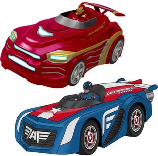 Auto Fricción Personajes Marvel 22cm
