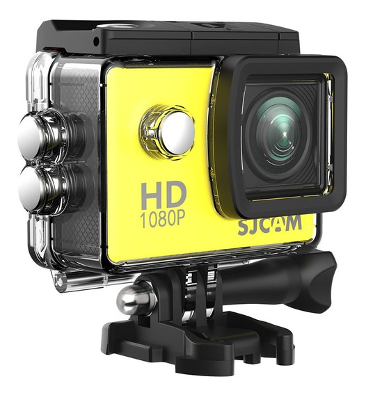 Camera Sj4000 Sjcam Original 1080p Full Hd Filmadora Sport