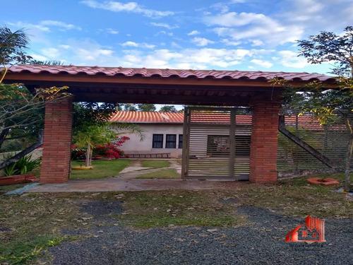 Imagem 1 de 5 de Chácara Á Venda No Condominio Jaguarandi - Santa Barbara D´o