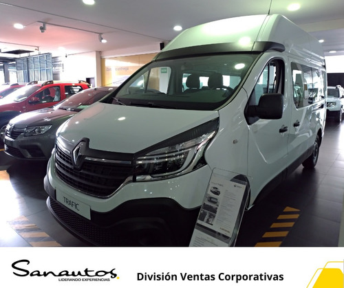 Nueva Renault Trafic Techo Alto