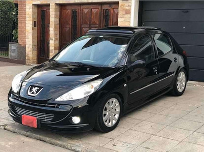Peugeot 207 Compact Xt 1.6 5 Puertas