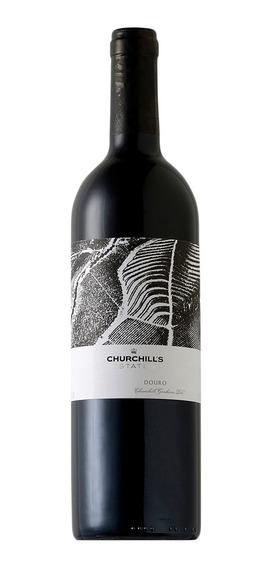 Vinho Tinto Port. Estate Douro 2015 750 Ml - Churchills