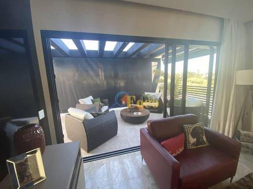 Casa Com 3 Dormitórios À Venda, 260 M² Por R$ 2.200.000,00 - Condominio Residencial Villa Ravenna - Itatiba/sp - Ca0950
