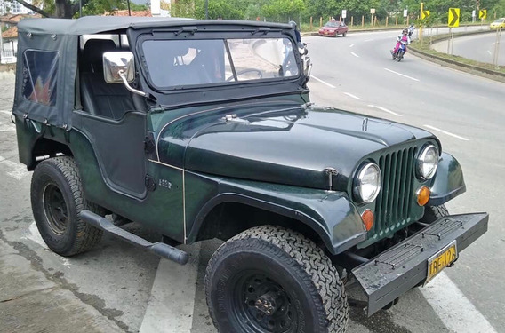 Jeep Willys 1969 1996