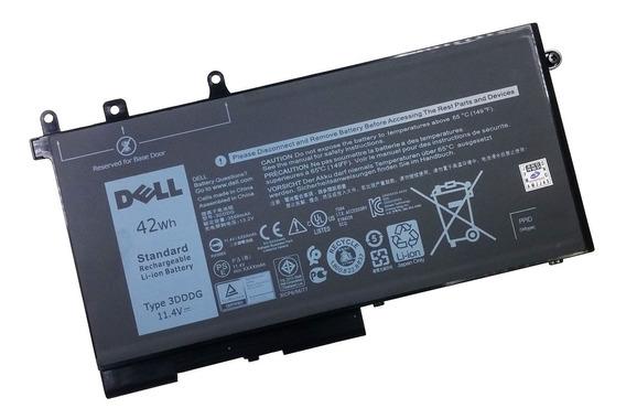 Bateria Original Dell Latitude E5280 E5480 11.4v 42wh 3dddg