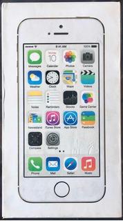 iPhone 5s Gold 16gb + Caja Con Cargador Original Y 2 Fundas