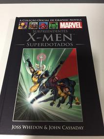 Salvat - X-men Superdotados