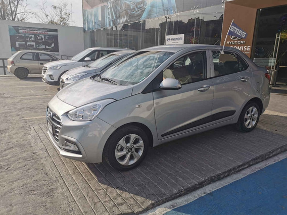 Hyundai Grand I10 2020 4p Gls L4/1.2 Aut