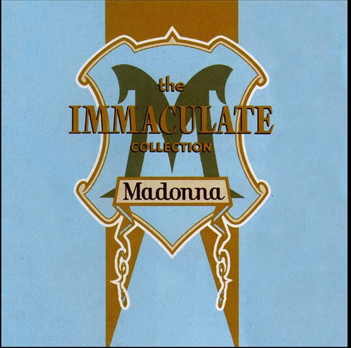 Madonna The Immaculate Collection Cd Original