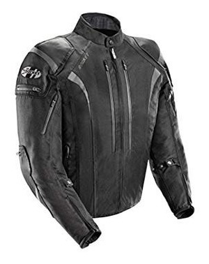 Campera Joe Rocket Atomic 5.0 Cordura Con Proteccion Yuhmak