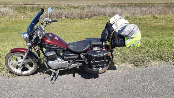 Motomel Custom Dresser 250cc