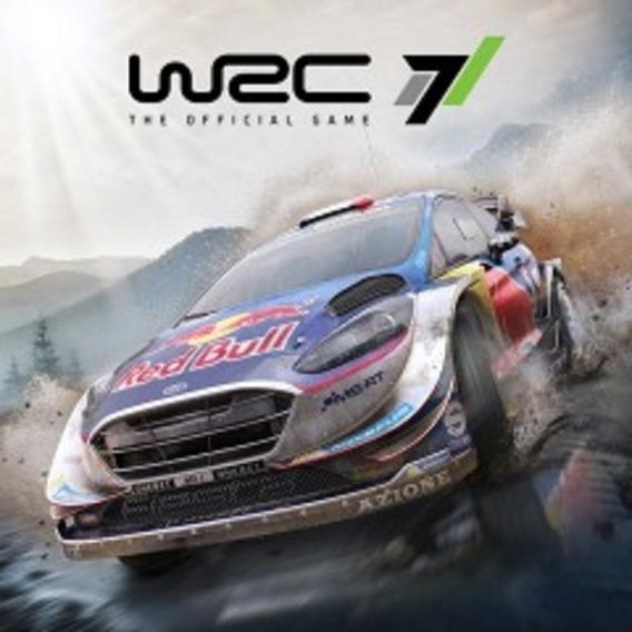 Wrc 7 Fia World Rally Championship Play 4 I Digita I