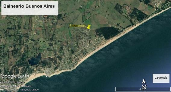 Terrenos En Balneario Buenos Aires