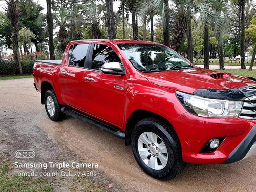 Toyota Hilux 3.0 Cd Srv Limited Tdi 171cv 4x4 5at 2016