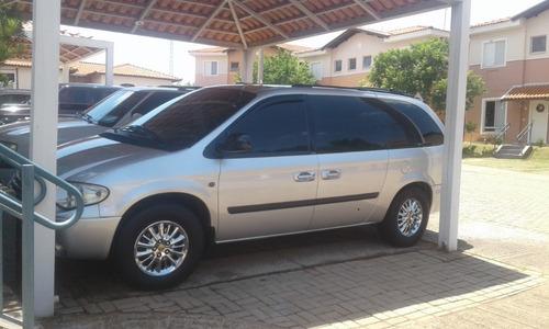 Grand Caravan 3.3 V6 Aut. 2005. 7 Lugares Mais Bagageiro
