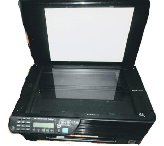 Impressora Hp 4500 Desktop Usada C/os Cabos P/ Retirar Peças