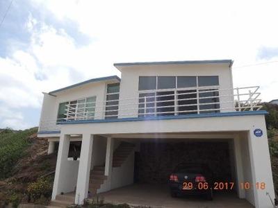 Casa En Renta Con Vista Al Mar